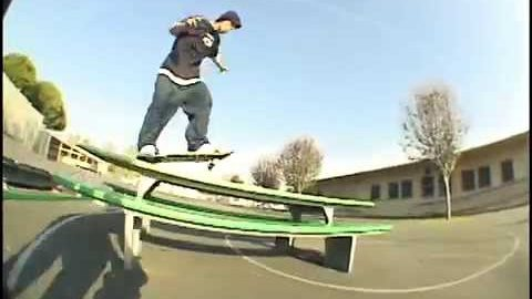 Tom Penny Skateboarding in Los Angeles / Dirtyklips - digitalskateboarding