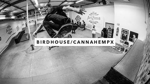 Tony Hawk and the Birdhouse Team | Canna Hemp X CBD Salve | TransWorld SKATEboarding