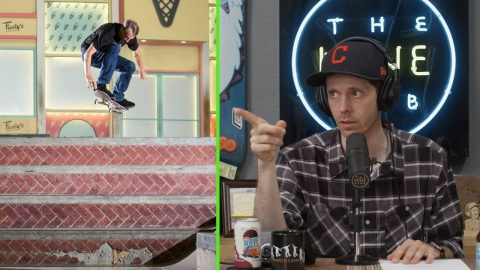 Tony Hawk Has A Battle Commander At 51 Years Old!!! | The Nine Club Highlights