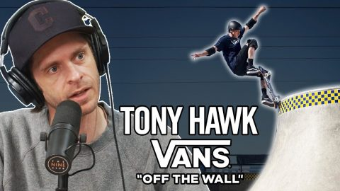 Tony Hawk Is Now Riding For Vans! | Nine Club Highlights