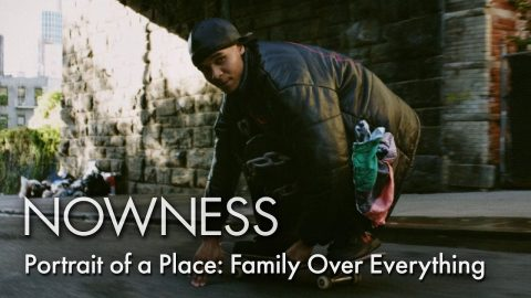 Tour The Bronx with Public Housing Skate Team | NOWNESS