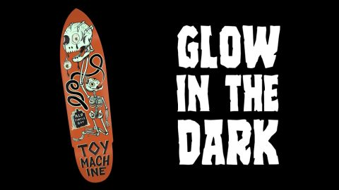 TOY MACHINE - R.I.P. TURTLE BOY HALLOWEEN DECK | Tum Yeto