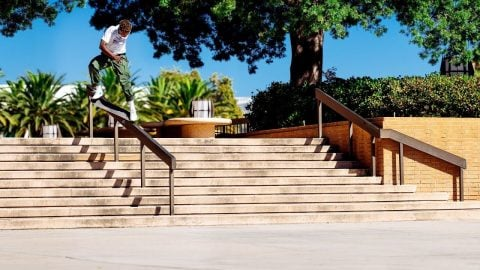 Tre Williams Welcome To Primitive Part | Primitive Skate