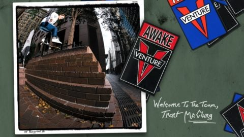 Trent McClung : Welcome to the Team - Venture Trucks