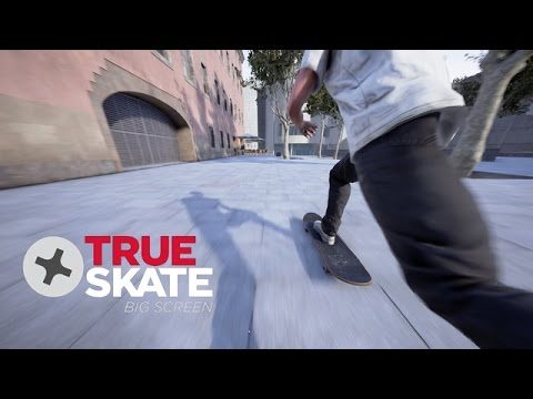 True Skate: Big Screen - The Berrics