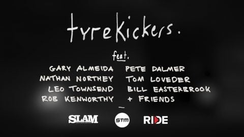 Tyrekickers - Trailer 2017 | leotownsend