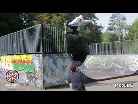 UK Independent Trucks: Rob Smith - Pixels