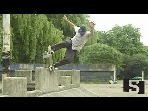 UK State Footwear: Conor Charleson Full Part - Pixels