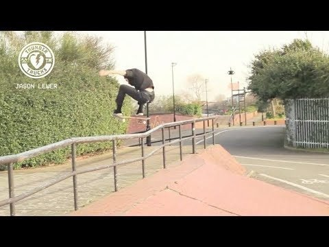 UK Thunder Trucks: Jason Lewer Part
