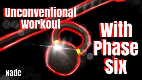 Unconventional workout with PhaseSix NADC Neenos Essentials | Neen Williams