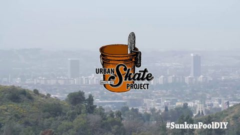 Urban Skate Project: Sunken Pool DIY - ConfusionMagazine