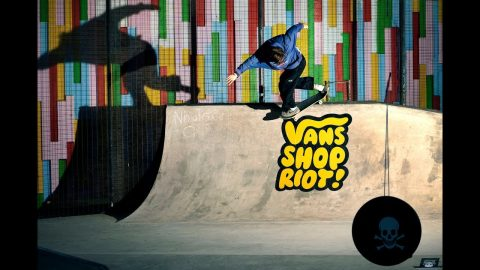 Vans Shop Riot 2019 - Manchester | Vague Skate Mag