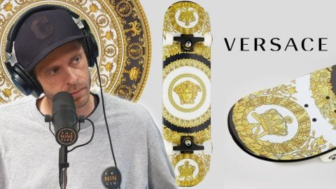 Versace Is Selling Skateboard Completes for $795? | Nine Club Highlights