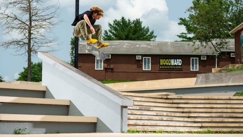 VIP: John Dilorenzo ripping at Woodward Camp | Woodward