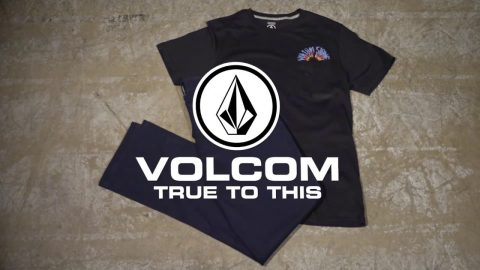 Volcom Skate Team put their favorites from the FA17 collection to work - Volcom