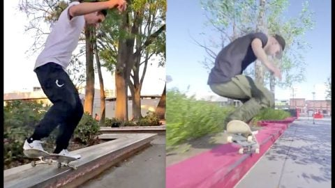 Walker Ryan Takes 'Skater XL' Out For a Spin | The Berrics