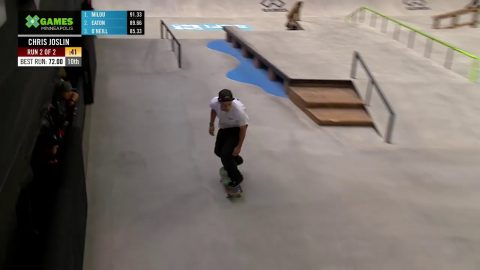 WATCH LIVE: Menu0027s Skate Street Qualifier, Next X Skate Park U0026 Street | X  Games Minneapolis ...