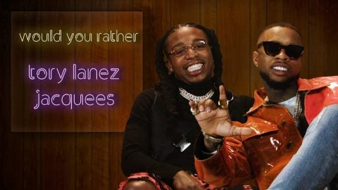 Watch Tory Lanez and Jacquees talk their kingly shit on 'Would You Rather' | The FADER