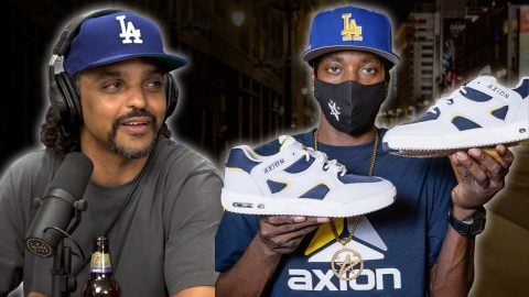 We Discuss Axion Footwear's Relaunch! Is Kareem Campbell Involved? | Nine Club Highlights