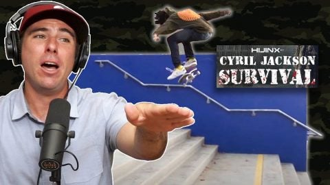 "We Discuss Cyril Jackson's ""Survival"" Part! 