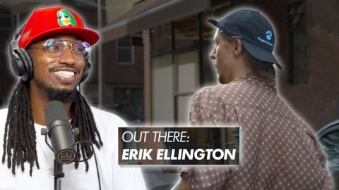"""We Talk About Erik Ellington's """"Out There"""" Thrasher Video 