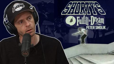 "We Talk About Peter Smoliks Part In Shorty's ""Fulfill The Dream"" Video 