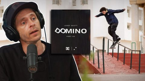 """We Talk About The Josef Scott DC Shoes """"Domino"""" Part 
