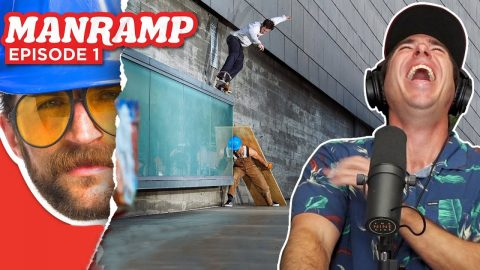 "We Talk About The ""Manramp"" Video ""Return Of The Ramp"" Episode 1 