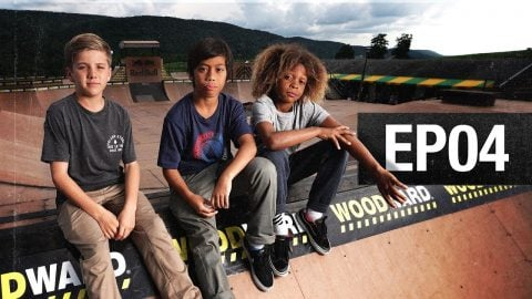 Welcome To Woodward - EP4 - Camp Woodward Season 10 | Woodward