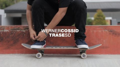 Werner Cossid | Trase SD | DC Shoes Philippines