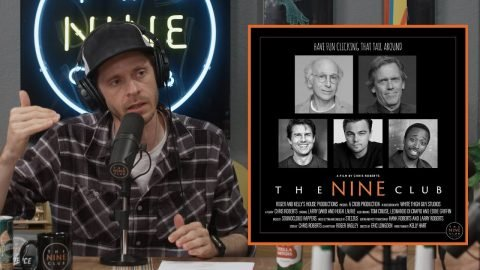 """What Actors Would Play Us In """"Nine Club The Movie""""? 