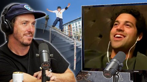 What Paul Rodriguez Thinks About The New Generation Of Skateboarders | Nine Club Highlights