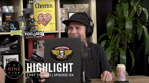 What's inside the infamous Powell Peralta Handbook? | The Nine Club Highlights