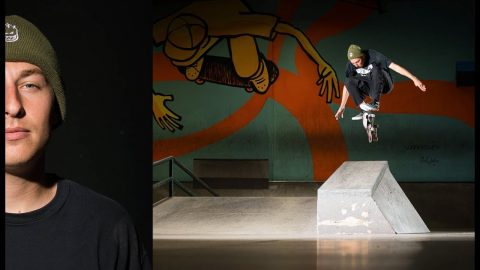 Where The Hell Did This Guy Come From?! | Ryan Connors | The Berrics