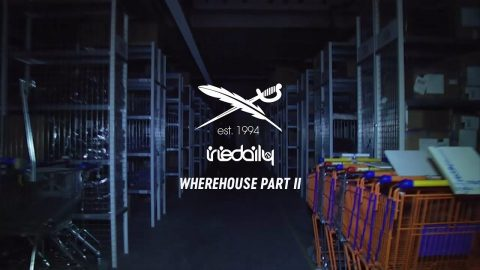 WHEREHOUSE - Part 2 - IRIEDAILY SKATE TEAM & FRIENDS - iriedailyBERLIN