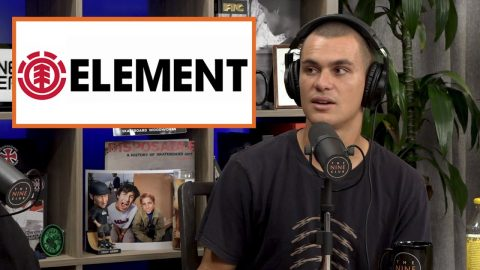 Why Mason Silva parted ways with Element Skateboards | The Nine Club Highlights