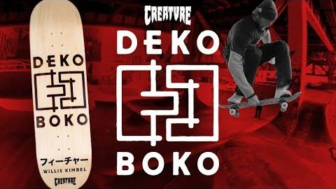 Willis Kimbel - Deko Boko - Creature Skateboards | Creature Skateboards