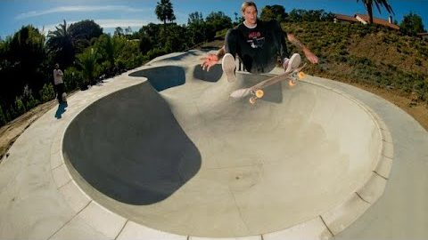 Winkowksi & Friends: Blow'n Up The Spot | Rancho Santa Fe Bowl | Independent Trucks