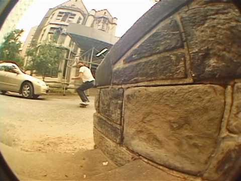 Yaje Popson and Joey Guevara - Alien Workshop
