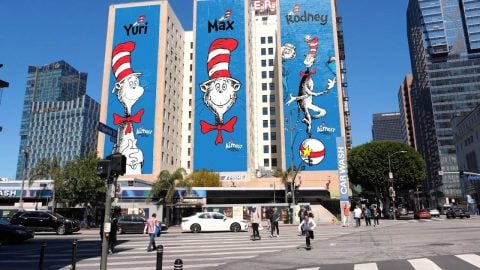 Youness Cruising DTLA | Almost By Dr. Seuss | Almost Skateboards