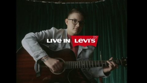 YOUR VOICE. YOUR WAY.   Behind the Song with Luca Pfeiffer   Levi's®