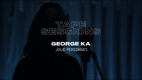 YOUR VOICE. YOUR WAY   Tape Session with George Ka   Levi's®