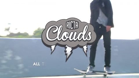 Yuto Horigome Goes All Terrain with Ricta Clouds - Ricta Wheels