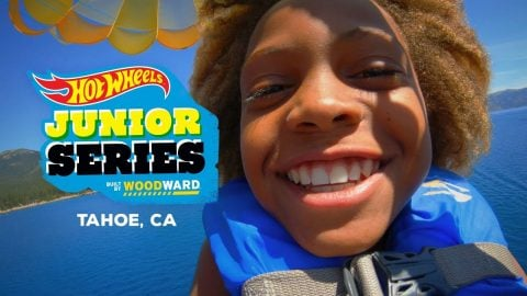 Zion Goes To Tahoe - Hot Wheels Junior Series | Woodward