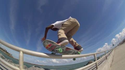 Zion Wright, at Home on Planet Jupiter | Let's Get It Wright: Episode 1 - Red Bull