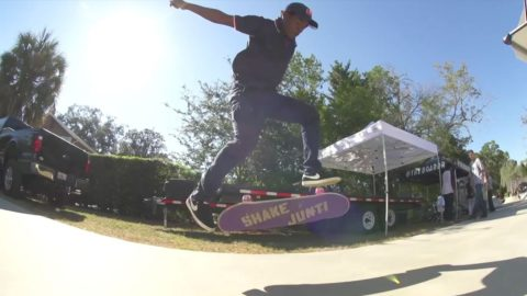 Zion Wright, Under the Spotlight at the Tampa Am | Let's Get It Wright: Episode 2 - Red Bull