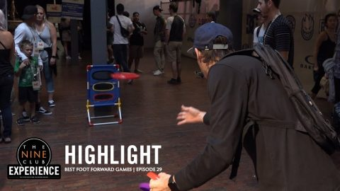 Zumies BFF Finals Carnival Games | Chris Roberts | The Nine Club Highlights
